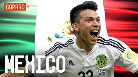 How Mexico Can Win The 2018 World Cup ft. Chucky Lozano ...