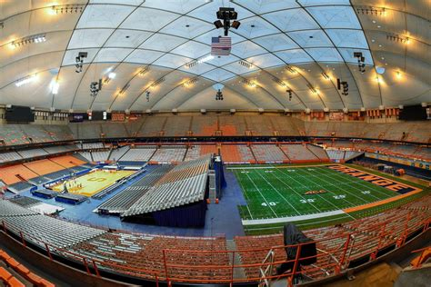 How much would a new Carrier Dome sponsor pay Syracuse ...