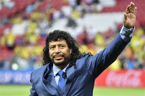 How old is Rene Higuita, what does former Colombia ...