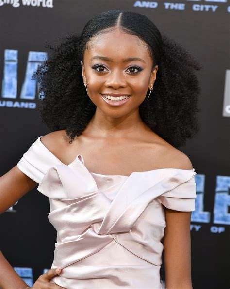 How Old Is Skai Jackson Again? This Girl Is Seriously ...