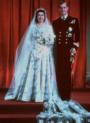 How Queen Elizabeth II and Prince Philip, Duke of ...