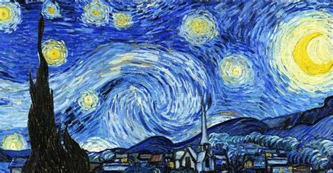 How  The Starry Night  Explains The Scientific Mysteries ...