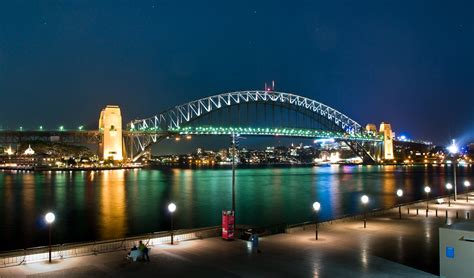 How The Sydney Harbour Bridge Benefits From The Internet ...
