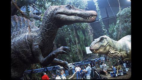 How They Built Jurassic Park III s Spinosaurus Part 2 ...
