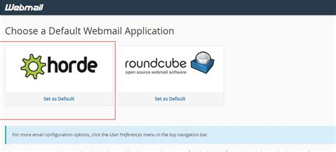 How to access horde Webmail login with or without CPanel ...