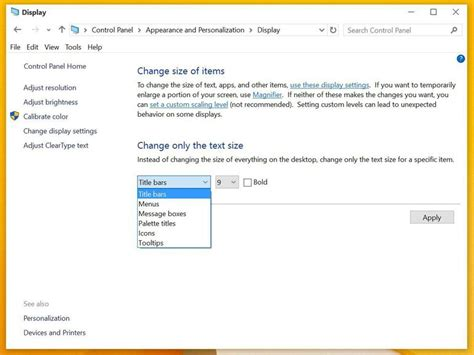 How to add, remove and modify fonts in Windows 10   CNET