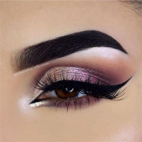 How To Apply Evening Eye Makeup For Blue Eyes   Mugeek ...