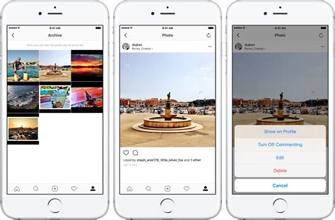 How to archive Instagram posts so that no one can see them ...
