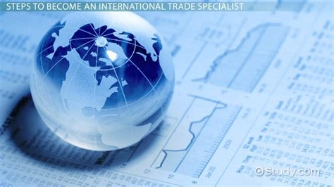 How to Become an International Trade Specialist: Career ...
