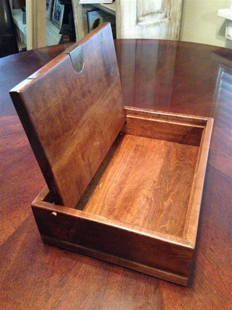 How To Build A Small Wooden Box Using The Parts From An ...