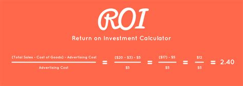 How to Calculate ROI: Here s Why You Need a Fill in the ...