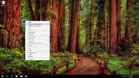 How To Change Desktop Wallpaper In Windows 10   YouTube