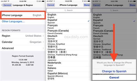 How to Change the Language on iPhone & iPad
