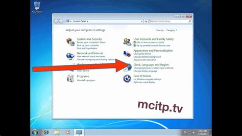 how to change windows 7 Region and Language format to ...