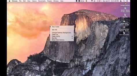How to change your desktop background || MacBook laptop ...