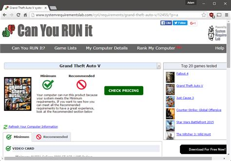 How To: Check if your PC can run any game | FileCluster ...