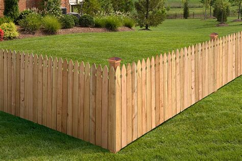 How to Choose the Right Wood Fence Style   Outdoor Essentials