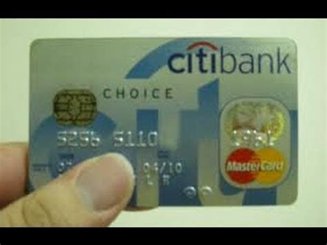 How to Citibank Bank Credit Card Make Online Payment   YouTube