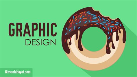 How to Create Donuts Vector   Illustrator Tutorials   YouTube