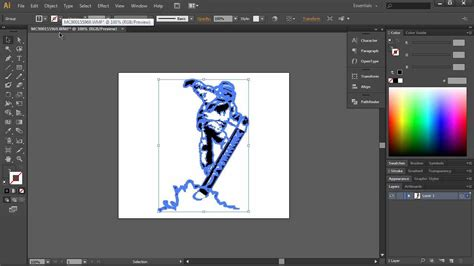 How To Create SVG Files For VideoScribe In Illustrator ...