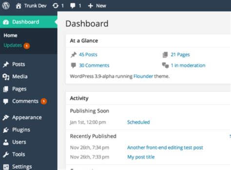 How to Customize the WordPress Admin to Your Needs ...