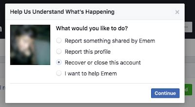 How to deactivate / delete Old Facebook Account # ...