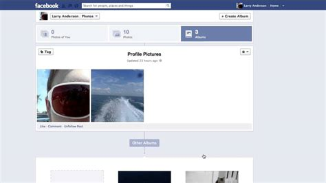 How to Delete Old Profile Pictures on Facebook   YouTube