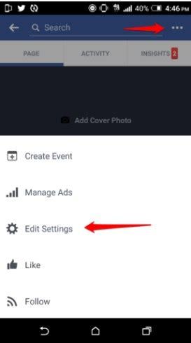 How to Delete Your Old Facebook Page 2018 | Cancel My Old ...