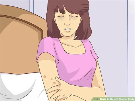 How to Detect Cancer Early: 15 Steps  with Pictures    wikiHow