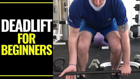 How To Do A Deadlift For BEGINNERS  With images  | Men ...