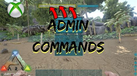 How to do Admin Commands after Update! Ark Survival ...