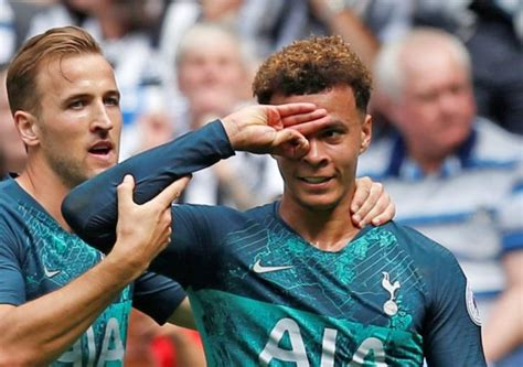 How to do the Dele Alli challenge: Can you copy the Spurs ...