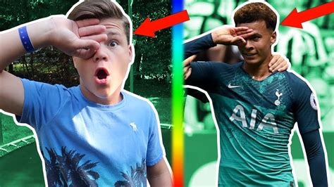HOW TO DO THE DELE ALLI CHALLENGE!!   YouTube