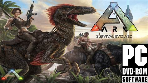 How to Download ARK Survival Evolved For FREE ON PC!   YouTube