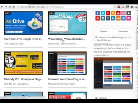 How to Download Wordpress Plugins and Themes  Premium Tips ...