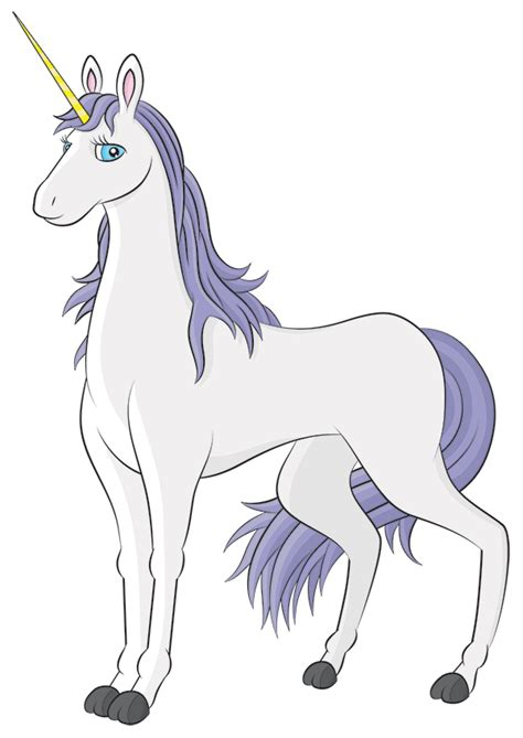 How to Draw a Unicorn   How to Draw Cartoons