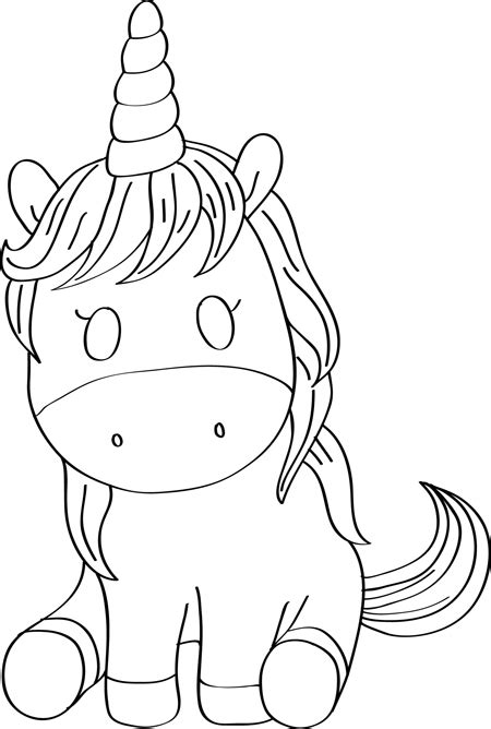 How to draw a unicorn   Unicorn drawing   Easy drawings easy