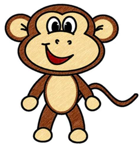 How To Draw Cartoons: Monkey