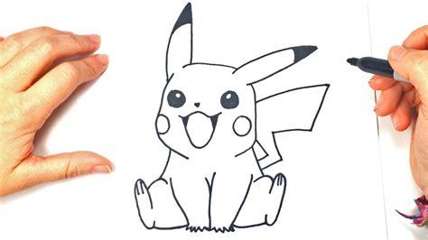 How to draw Pikachu Step by Step   Pikachu Easy Draw ...