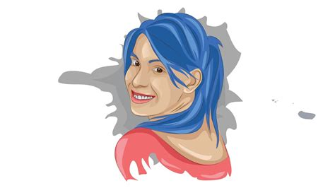 How to draw Vector Painting   Illustrator Tutorials   YouTube