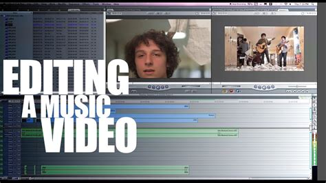 HOW TO: EDIT A MUSIC VIDEO  TUTORIAL    YouTube