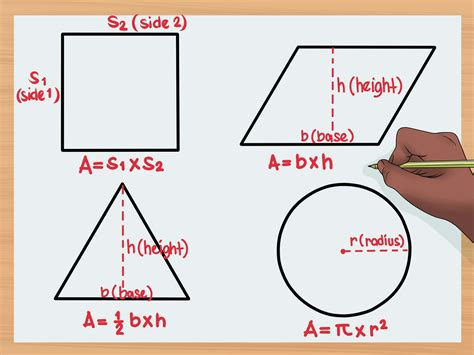 How to Find Area and Perimeter: 11 Steps  with Pictures ...
