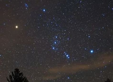 How to Find Orion the Hunter: Orion s Belt Constellation ...