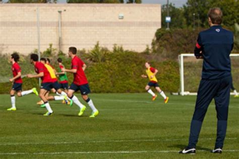 How to get a soccer coaching license | US Soccer Players
