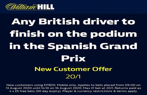 How To Get Any British Driver To Finish On Podium At ...