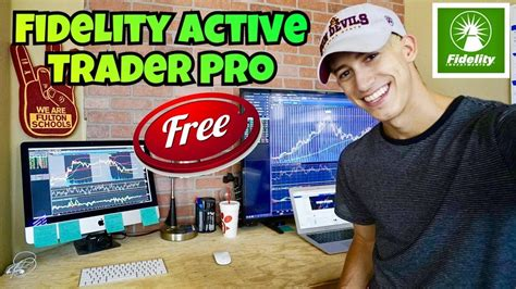 How To Get Fidelity Active Trader PRO For FREE 2018   YouTube