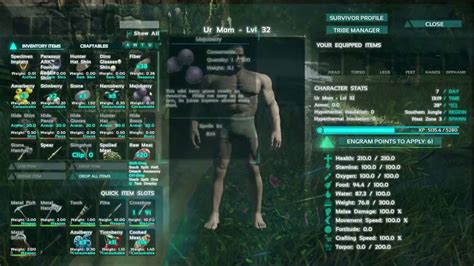 How to get items back after dying   ARK Survival Evolved ...