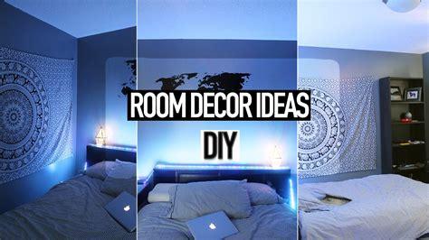 HOW TO HAVE A  TUMBLR  ROOM | DIY / ROOM DECOR IDEAS   YouTube