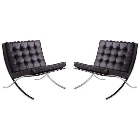 How to Identify a Genuine Knoll Barcelona Chair