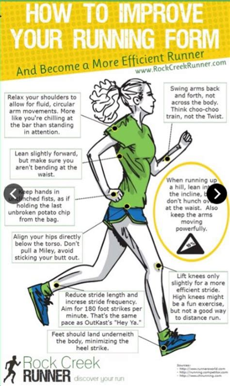 How to improve your running form #runningform #tips # ...